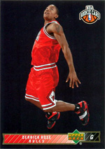 Derrick Rose Rookie Card Gallery 30