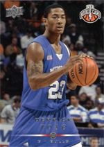 Derrick Rose Rookie Card Gallery 28