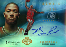 Derrick Rose Rookie Card Gallery 54