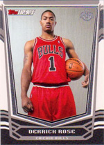Derrick Rose Rookie Card Gallery 22