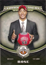 Derrick Rose Rookie Card Gallery 26
