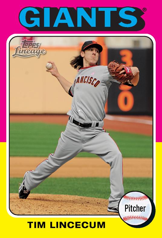 2011 Topps Lineage Baseball 15