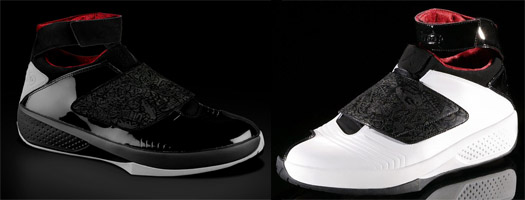Evolution of Nike's Air Jordan Shoe Series: 1984-2020 40