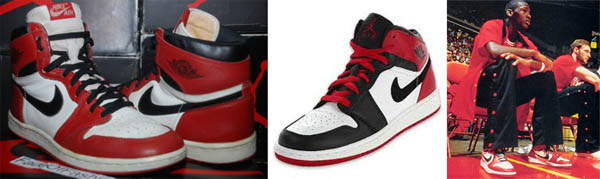 air jordan 1 notorious 1984 for sale