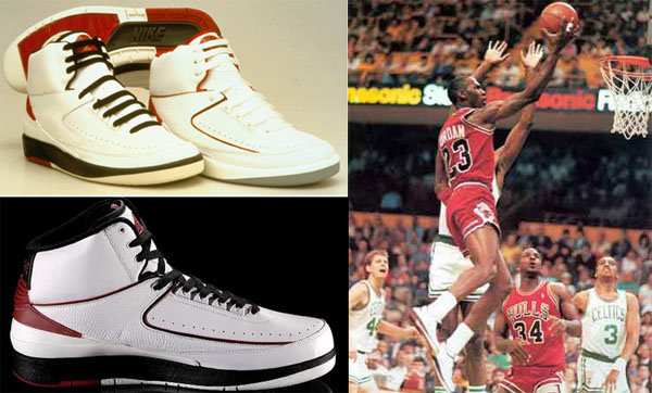 Evolution of Nike's Air Jordan Shoe Series: 1984-2020 4