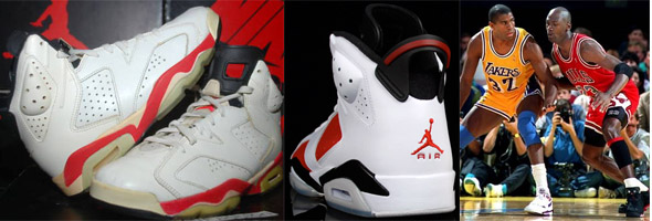 Evolution of Nike's Air Jordan Shoe Series: 1984-2020 12