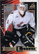 Roberto Luongo Rookie Card Checklist  8