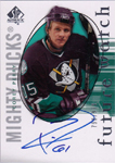 Corey Perry Rookie Card Checklist 28