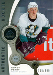 Corey Perry Rookie Card Checklist 10