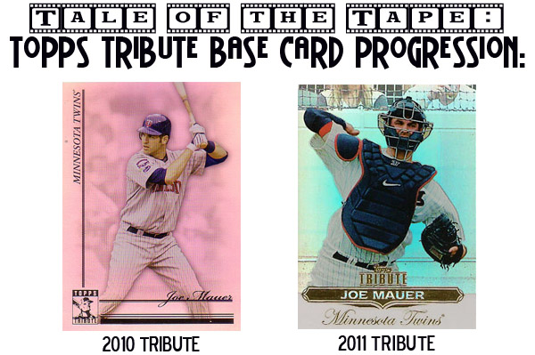 2011 Topps Tribute Baseball Review 5