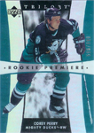 Corey Perry Rookie Card Checklist 22