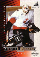 Roberto Luongo Rookie Card Checklist  10