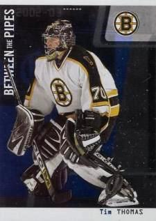 Tim Thomas Hockey Cards: Rookie Cards Checklist and Buying Guide 1