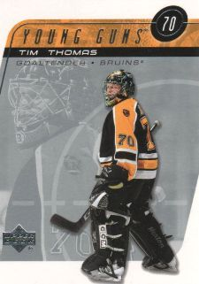 Tim Thomas Hockey Cards: Rookie Cards Checklist and Buying Guide 2