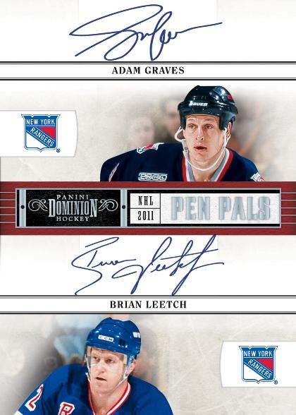 2010-11 Panini Dominion Hockey Cards 7