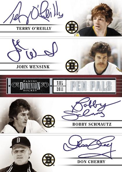 2010-11 Panini Dominion Hockey Cards 8