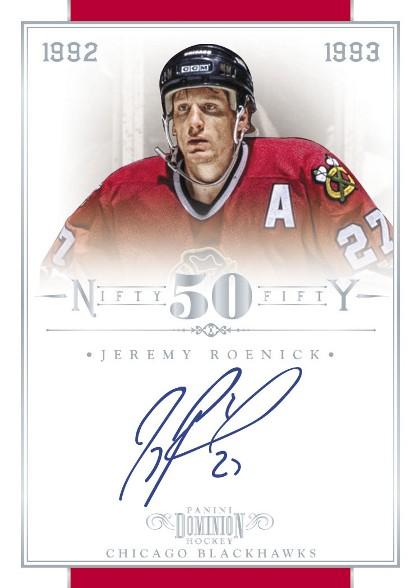 2010-11 Panini Dominion Hockey Cards 10