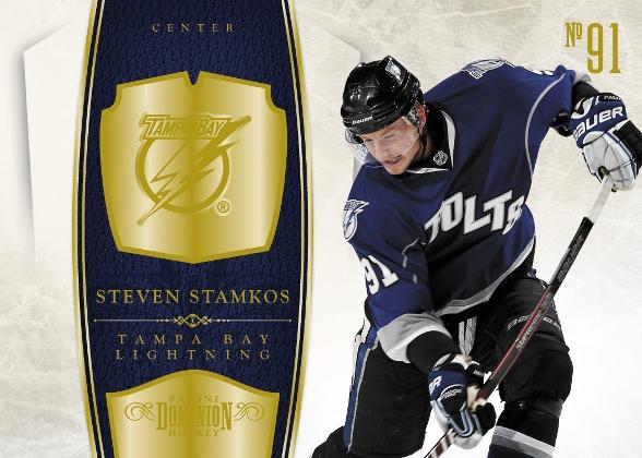 2010-11 Panini Dominion Hockey Cards 2