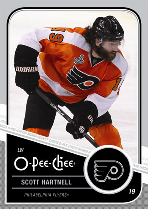 2011-12 O-Pee-Chee Hockey Cards 5