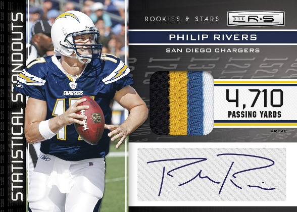2011 Rookies and Stars Football 17