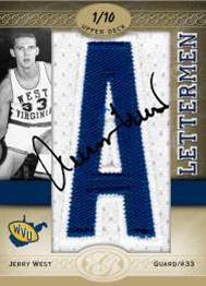 2011 Upper Deck All-Time Greats Basketball 1