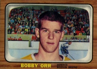 Bobby Orr Cards, Rookie Cards and Autographed Memorabilia Guide 1
