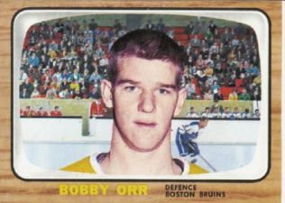 Bobby Orr Cards, Rookie Cards and Autographed Memorabilia Guide 2