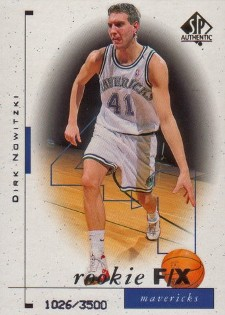Dirk Nowitzki Basketball Cards: Rookie Cards Checklist and Buying Guide 3