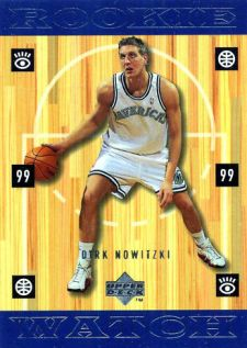 Dirk Nowitzki Basketball Cards: Rookie Cards Checklist and Buying Guide 1