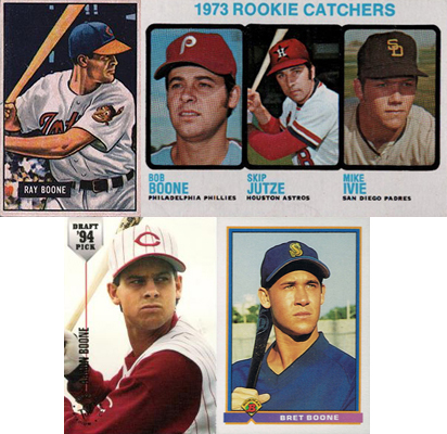 Top 10 Major League Baseball Fathers and Sons  7