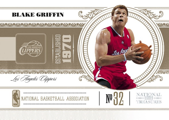 2010-11 National Treasures Basketball 3