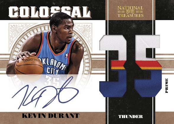 2010-11 National Treasures Basketball 4