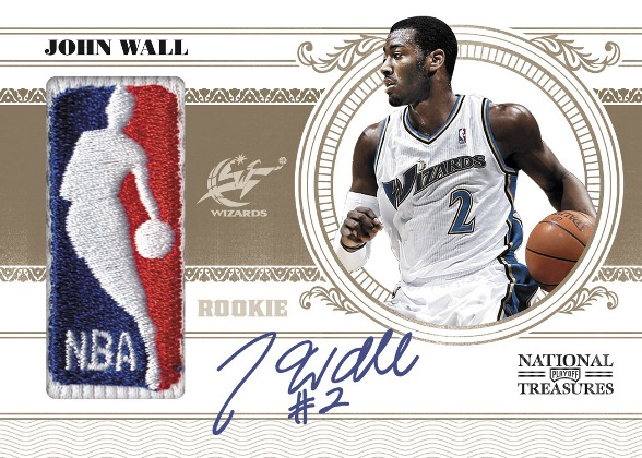 2010-11 National Treasures Basketball 6