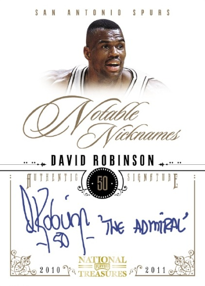 2010-11 National Treasures Basketball 8