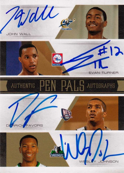 2010-11 National Treasures Basketball 10