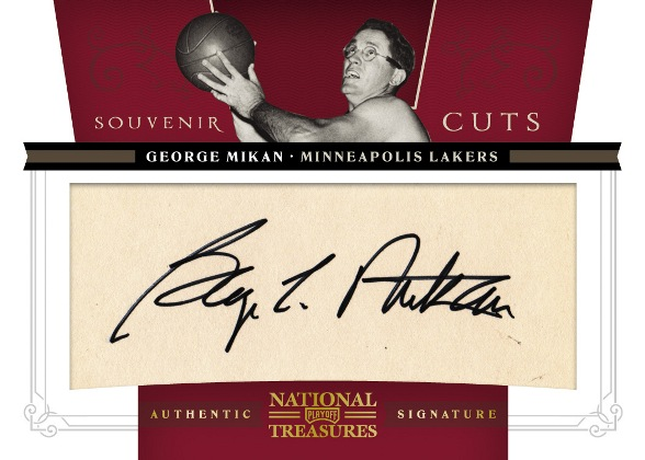 2010-11 National Treasures Basketball 12