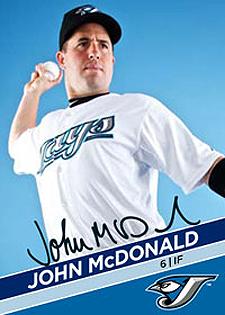 Toronto Blue Jays Baseball Cards Promote Fire Safety 1