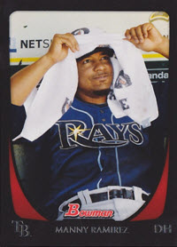 2011 Bowman Baseball Cards 28