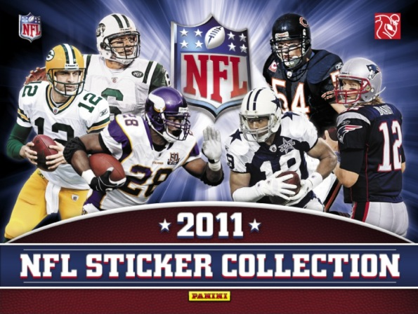 2011 Panini NFL Sticker Collection 1