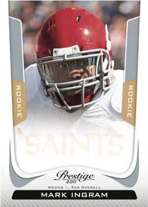 2011 Prestige Football Rookie Short Prints Announced 1
