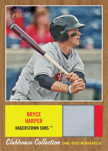 2011 Topps Heritage Minor League Baseball 4