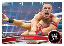2011 Topps WWE 2