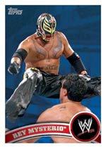 2011 Topps WWE 4