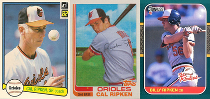 Top 10 Major League Baseball Fathers and Sons  8