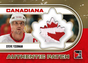 2011 In the Game Canadiana 13