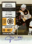 Panini Releases 2010-11 Playoff Contenders Hockey Rookie Short Prints 1