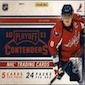 Panini Releases 2010-11 Playoff Contenders Hockey Rookie Short Prints