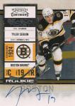 Panini Releases 2010-11 Playoff Contenders Hockey Rookie Short Prints 4