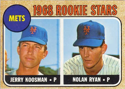 Top 1968 Baseball Cards to Collect 12