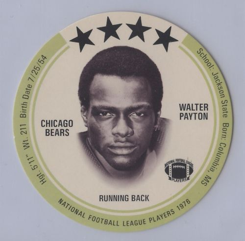 Walter Payton Football Cards: Rookie Cards Checklist and Buying Guide 3